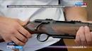 Жительница Пензенской области сдала Росгвардии ружье бывшего мужа
