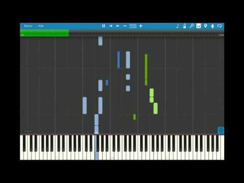 The rising - follow the cipher - piano tutorial