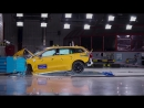 Crash test new Volvo V60
