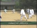 Taekkyon kicking technics