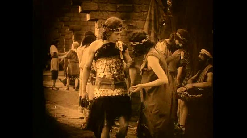 Нетерпимость Intolerance Love's Struggle Throughout the Ages 1916 Дэвид Уорк Гриффит драма история