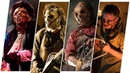 Leatherface Evolution in Movies The Texas Chainsaw Massacre