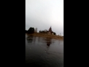 Вода упала на 1 метр