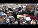 Акция протеста против авиаударов США и союзников по Сирии