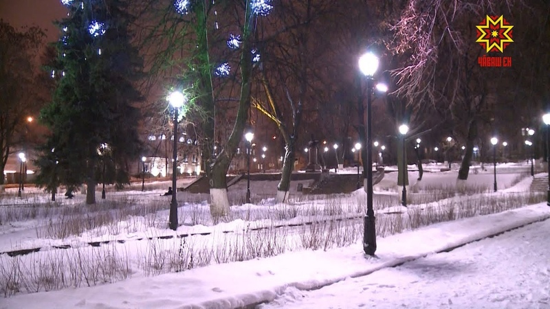 Главную чебоксарскую елку установят до 1 декабря.