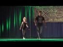 Cyrus Glitch Spencer feat. Phoenix lilMini _ Excel In Motion 2015 _ Dancersglob