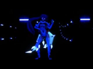 [MMD] Solar system disco - Hatsune Miku