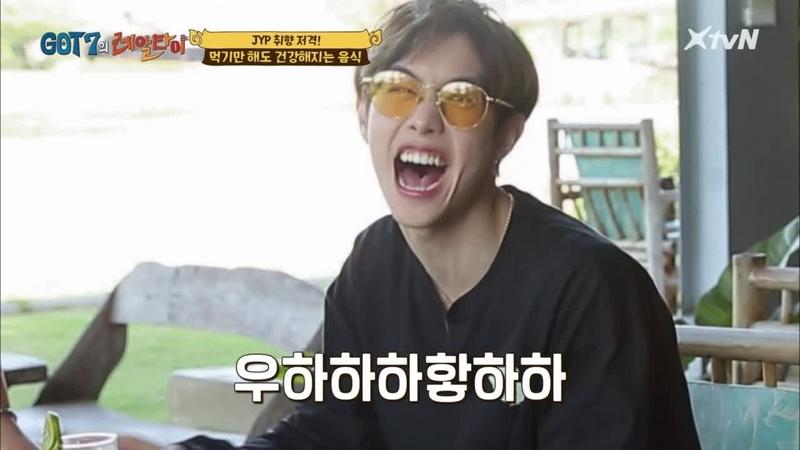 [eng sub][Ep.2] GOT7을 환영, 레알타이 웰컴드링크! 입맛에 딱ㅋㅋㅋ(GOT7 Realthai)