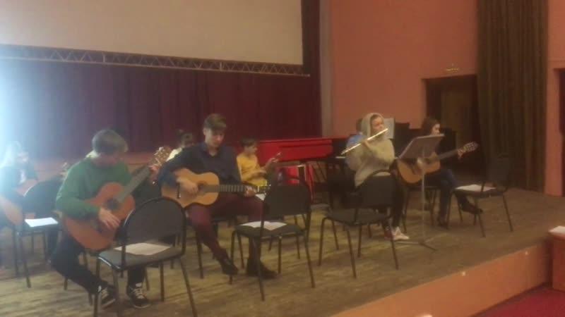 Русский народный детский оркестр ДМШ 4 им Свердлова В.М.