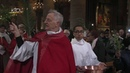 Palm Sunday Mass in Notre Dame Just Days Before Fire