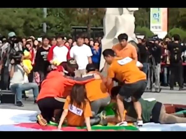 Running Man Yubin's incident (proud of them)