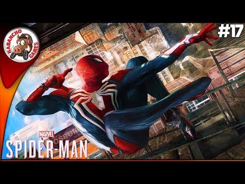 СТРИМ ИГРЫ SPIDER-MAN (PS4) | ПРОХОЖДЕНИЕ НА РУССКОМ - ЧАСТЬ 17: ПЛАТИНА ТЫ ГДЕ?