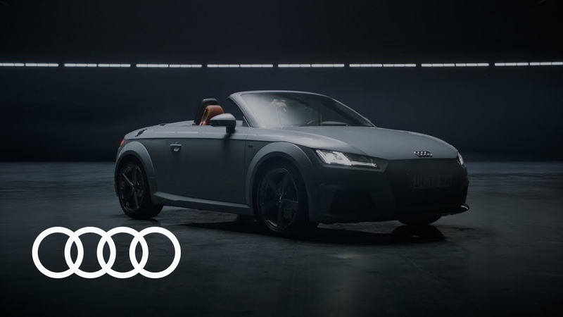 Trailer of the 2018 Audi TT a new level of compact sports car