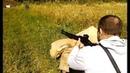 Пристрелка нового коллиматора Стрельба по тарелкам