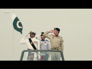 (9) HAMARA PAKISTAN (Urdu) - ISPR Song for Pakistan Day 2018 - YouTube
