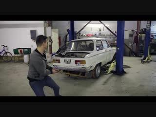 ЗАЗ с двигателем SUBARU __ Уникальная подвеска на ЗАЗ готова