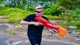 Nerf War PROMETHEUS WARFARE The ultimate Nerf Blaster