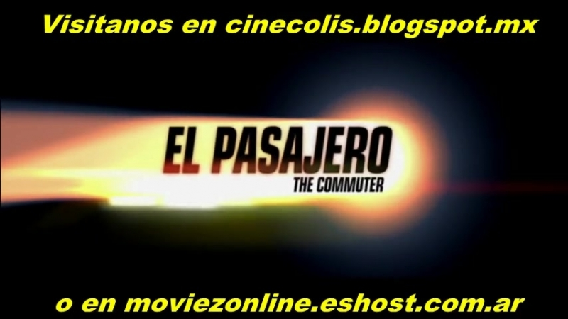 El pasajero | Cinecolis