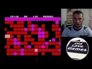 Boulder Dash (ZX-Spectrum)  Fast Food - series 2 - Day 7