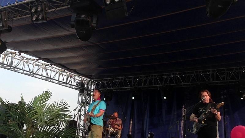 Концерт Максима Леонидова Смолино Парк