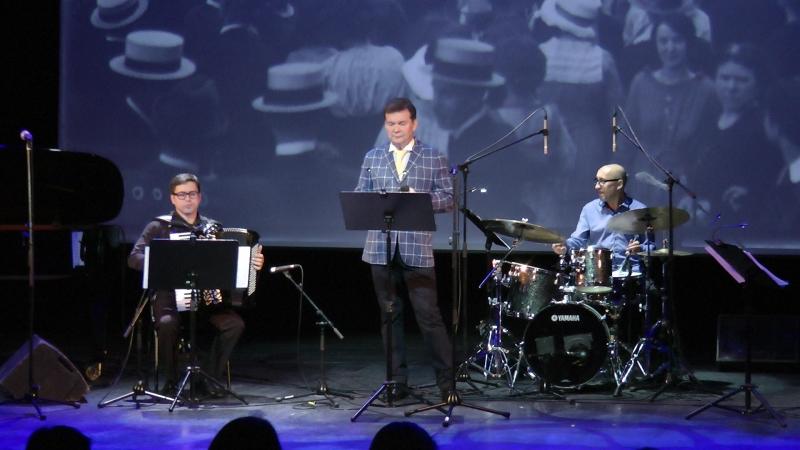Танго с джазовым акцентом 2018-06-06 (16) Оскар Строк Ах, эти черные глаза (танго)