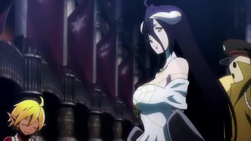 Клип на аниме Overlord (Оверлорд и Винтаж)