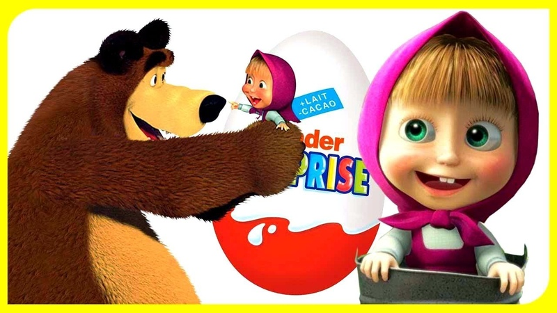 Relaxing Baby Music Masha and the Bear ♫♫♫ Best nightLullaby For Sweet Dreams ♫♫♫ Soft Sleep Music