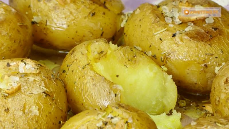 Теперь вы полюбите картофель еще сильнее! Простой португальский рецепт!