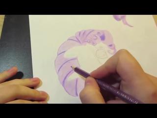 [А ну-ка Давай-ка] Как нарисовать май литл пони Рарити / Как нарисовать Рарити / How to draw my little pony rarity
