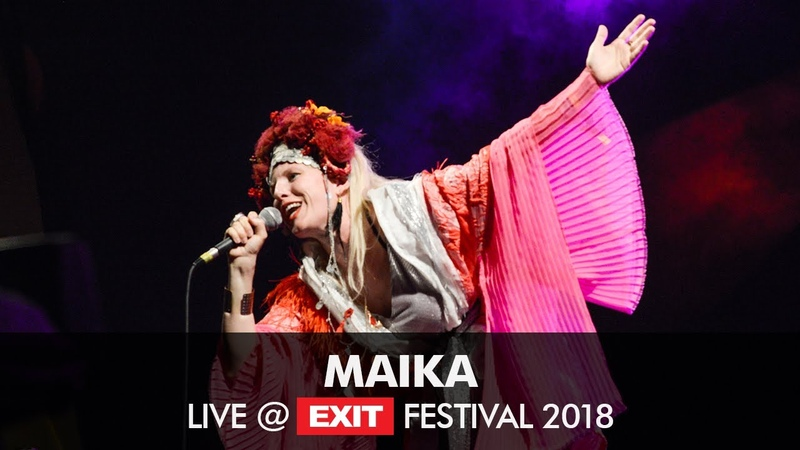 EXIT 2018   MAiKA Live @ Main Stage FULL SHOW