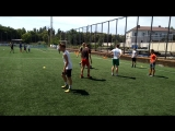 Академия футбола Оплот Донбасса - ни дня без тренировок