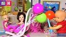 ВОТ ЭТО ГОСТИ! КАТЯ И МАКС ВЕСЕЛАЯ СЕМЕЙКА Мультики про кукол Барби видео с игрушками