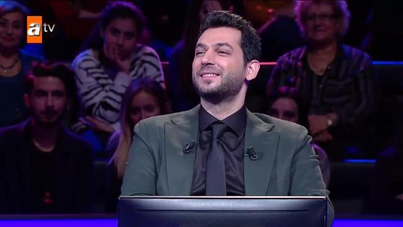 эфир 14042018 Murat Yıldırımı kahkahaya boğan yarışmacı!