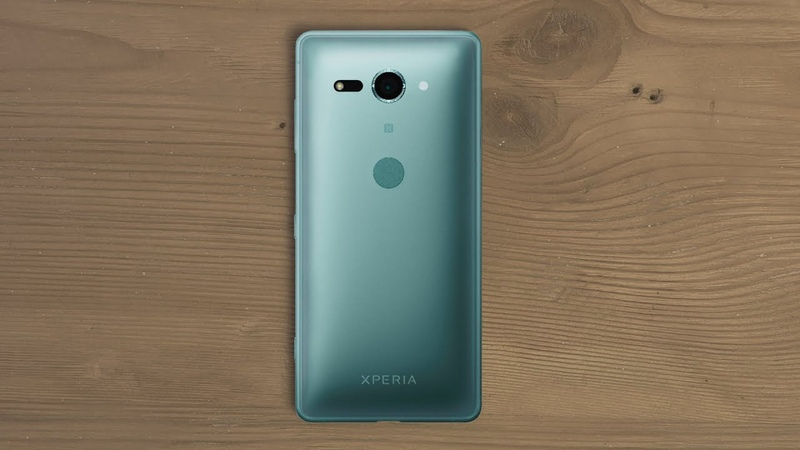 IPhone SE на максималках - Sony XPERIA XZ2 Compact