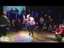 1/4 DANCEHALL PRO АЛЯ GRF vs РАГИМОВА / USG GUEST WEEKEND