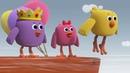 Ми-ми-мишки - Путешествие Цыпы - Новые российские мультфильмы для детей Серия 88