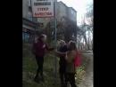 Комсомолки восстанавливают город после стихийного бедствия исторические кадры