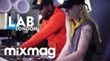 TQD Royal-T, DJ Q and Flava D bumping UK garage in The Lab LDN