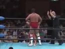 Kenta Kobashi vs Steve Williams AJPW 8 31 93