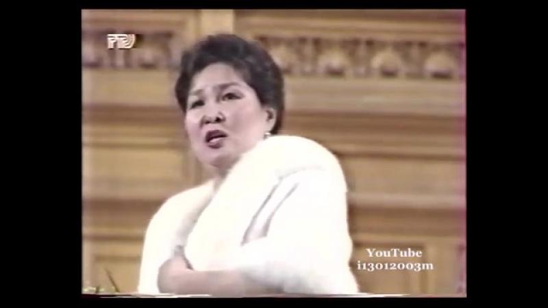 Валентина Цыдыпова Бурятская народная песня