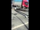 Авария в Казарова