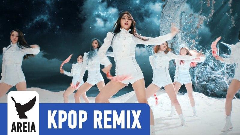 Dreamcatcher (드림캐쳐) - YOU AND I | Areia Kpop Remix 308