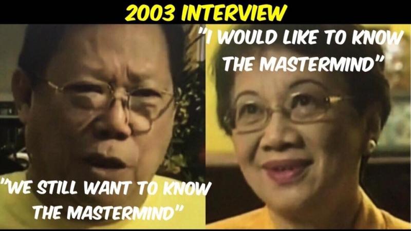 Sino ba talaga ang utak sa pagpatay kay Ninoy Aquino?