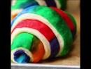 Разноцветный круассан🥐