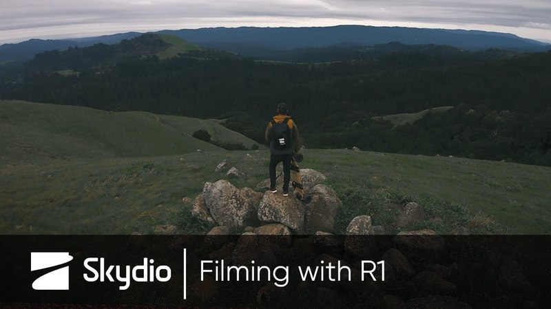 Field Guide Filmmaking with the Skydio R1