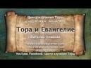 52. Недельная глава Торы «ВАЕЛЕХ» (Втор. 31:1-30) — Виталий Олийник