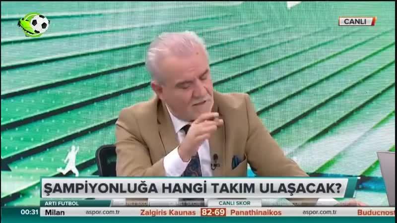 Lig Sonunda Şampiyon Kim Olur Turgay Demir Evren Turhan Emre Bol Artı Futbol