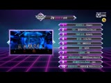 VK04.03.2019 What are the TOP10 Songs in 4th week of February @ M!COUNTDOWN