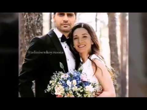 Erkan Meriç ve Hazal Subaşı Bir birlerini çok özlemiş!!