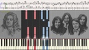 Let It Be (The Beatles & Handel) (Ноты и Видеоурок для фортепиано) (piano cover)